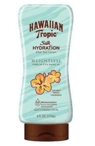Hawaiian tropic after-sun gel