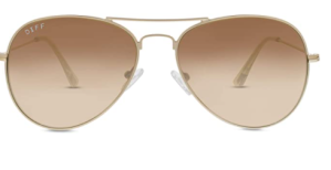 DIFF eyewear aviators