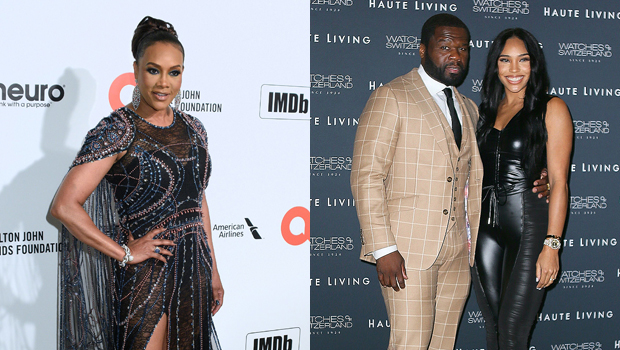 Vivica A. Fox Admits She 'Felt Bad' For Cuban Link After Fans Dragged 50 Cent's GF For Shading Her