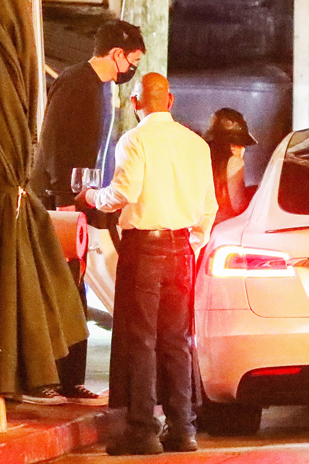 Ariana Grande and Dalton Gomez