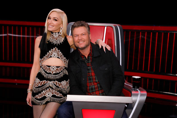 Blake Shelton Gwen Stefani Relationship Interview