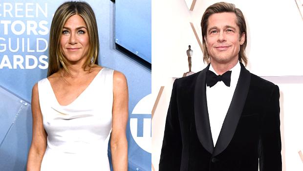 Jen Aniston, Brad Pitt