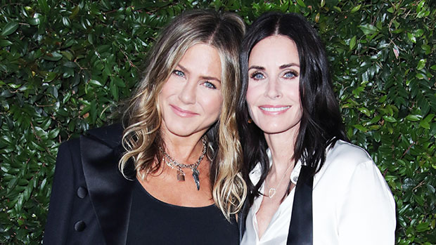 Jennifer Aniston Shares Rare Throwback Pic With Courteney Cox's Daughter Coco For 17th Birthday