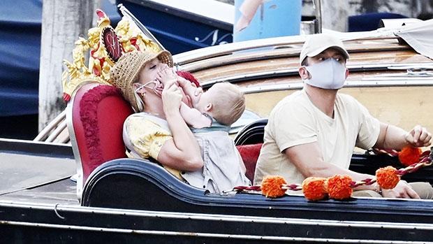 Katy Perry, Orlando Bloom & Daisy Enjoy A Gondola Ride In Venice –  Hollywood Life – Belarus News