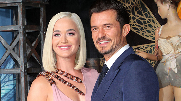 Katy Perry & Orlando Bloom Bring Baby Daisy Dove, 10 Mos., On A Boat Ride In Venice — See Photos