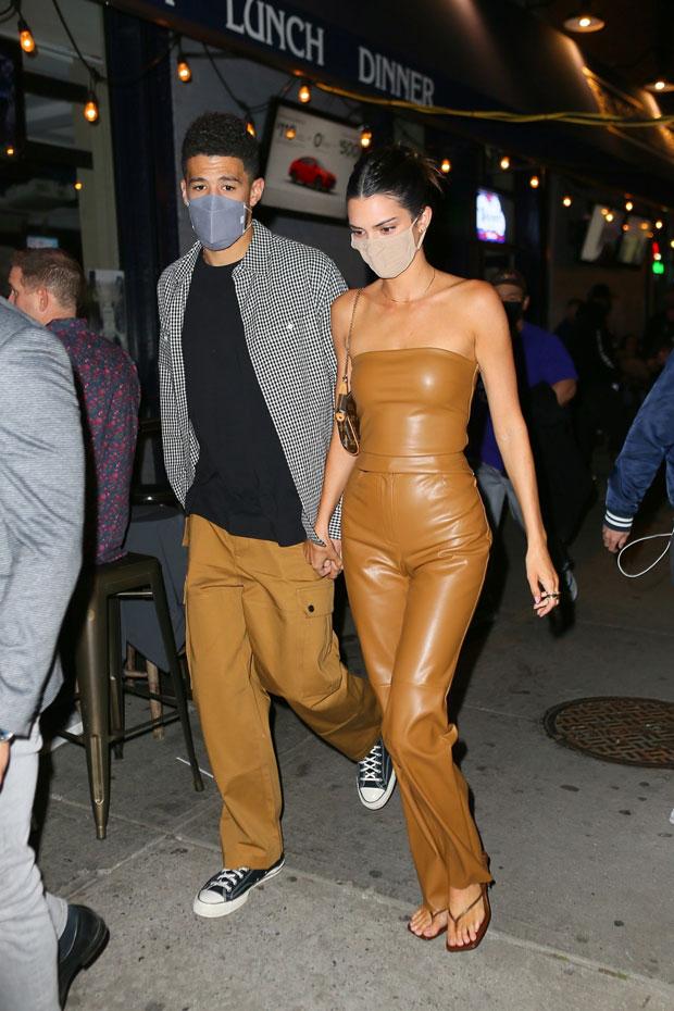 Kendall Jenner Serious Feelings Devin Booker
