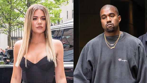 Khloe Kardashian, Kanye West