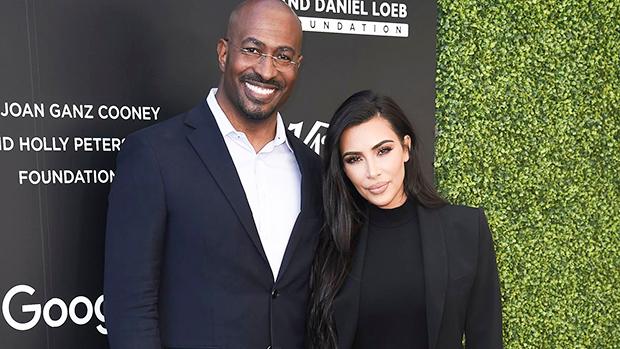 Kim Kardashian Finally Spills The Truth On Rumors She's Dating Van Jones & Maluma