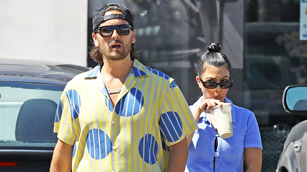 Kourtney Kardashian Reveals Whether She's Hooked Up With Scott Disick 'In The Last Few Years'