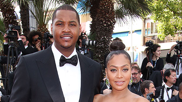 La La Anthony Files For Divorce From Husband Carmelo After 11 Years Of Marriage