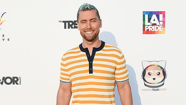 NSYNC's Lance Bass On Finally Being A Dad To Twins Ahead Of Father's Day: 'Can't Wait Until October'