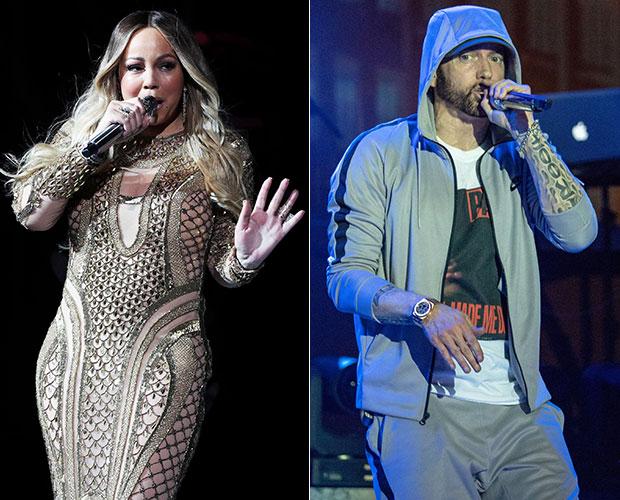 Mariah Carey, Eminem