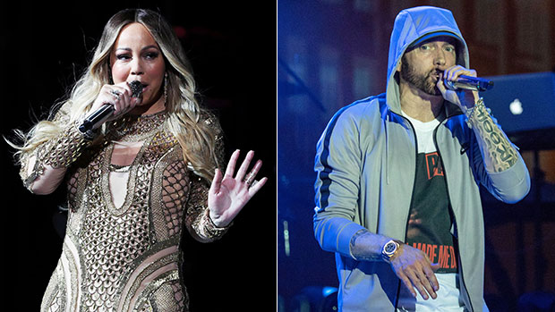 Mariah Carey Throws Shade At Eminem On The 12th Anniversary Of 'Obsessed': 'Just For Laughs'.jpg