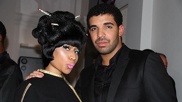 Drake Reunites With Nicki Minaj As She Celebrates The Drop Of Her New Single — See Sweet Selfie.jpg