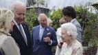 Queen Elizabeth, Joe & Jill Biden, Prince Charles
