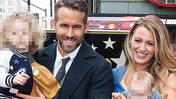 Lively reynolds blake inez Ryan Reynolds,
