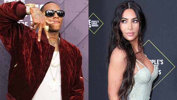 Soulja Boy Shoots His Shot With Kim Kardashian After She Posts Photo Of Herself In Lingerie