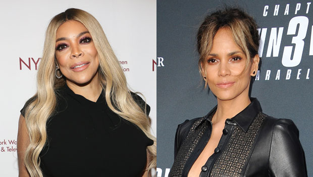 Wendy Williams Confesses She Didn't Wash Her 'Boob' For 2 Weeks After Halle Berry 'Flicked It'