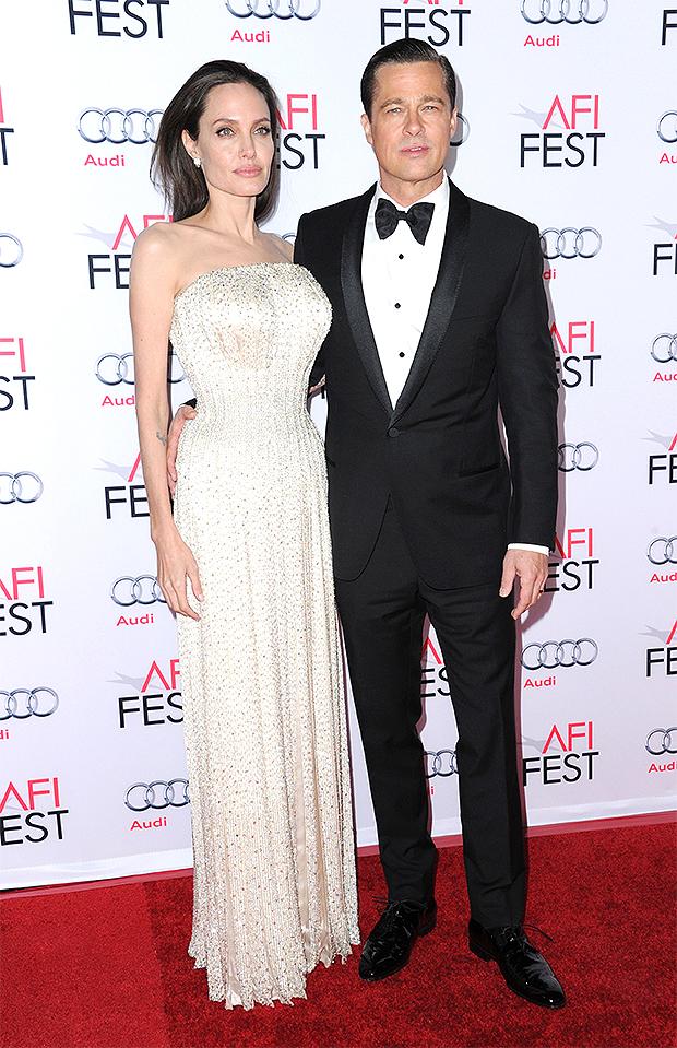 Angelina Jolie Brad Pitt Custody Battle