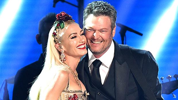 Blake Shelton Calls Wife Gwen Stefani Shelton On Stage Before Joint 'Happy Anywhere' Performance.jpg