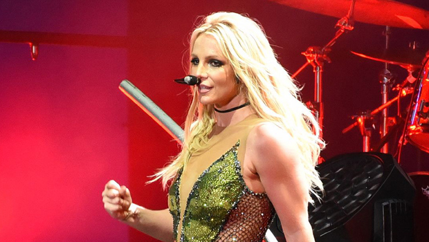 Britney Spears Admits To 'Feeling Overwhelmed' As She Expresses Her Rebellion By Painting
