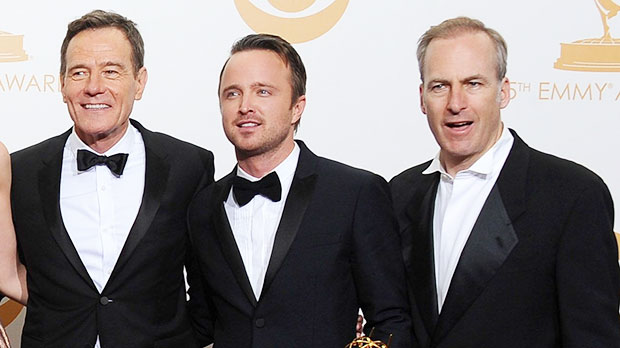 Bryan Cranston & Aaron Paul Send Love To Bob Odenkirk After Collapse On 'Better Call Saul' Set