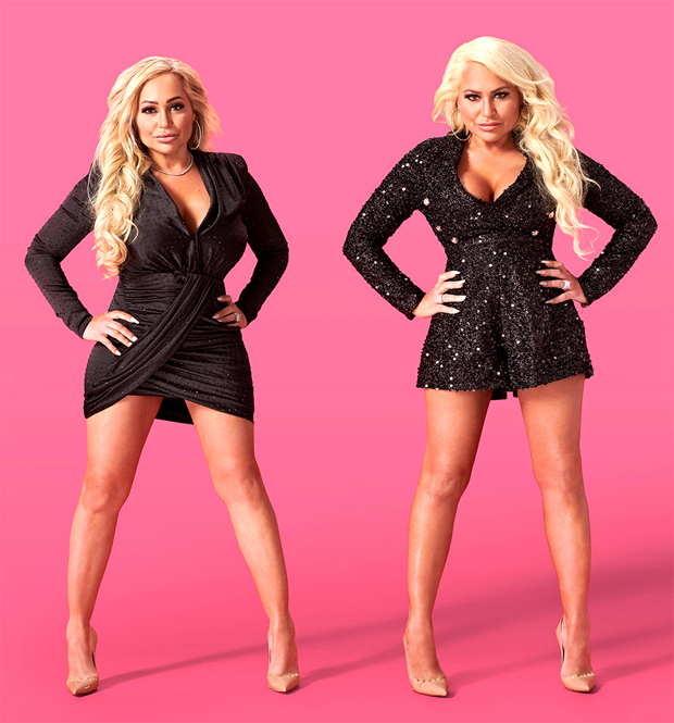 Darcey and Stacey