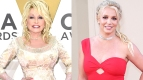Dolly Parton, Britney Spears
