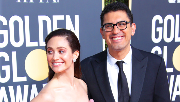 Emmy Rossum Reveals First Photo Of Her Baby Girl As She Encourages Everyone To 'Get The Vaccine'