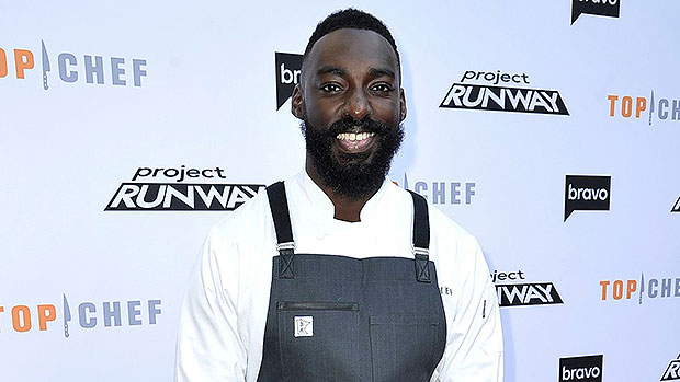'Top Chef' Star Eric Adjepong's 3 Tips To Cooking West African Food & Getting The 'Full Flavor Profile'