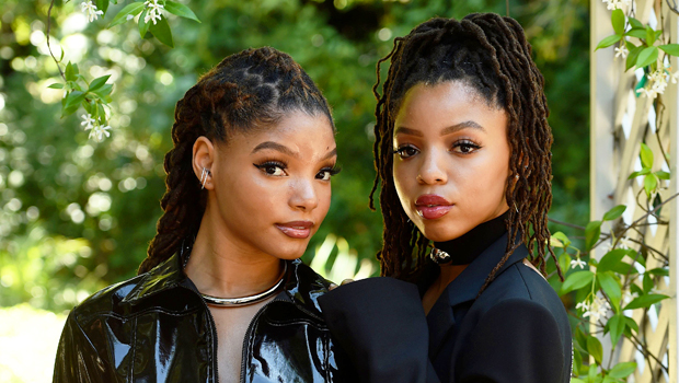 Halle Bailey Claps Back At Fan Who Shades Her Sister Chloe: 'Girl Let's Not Start'