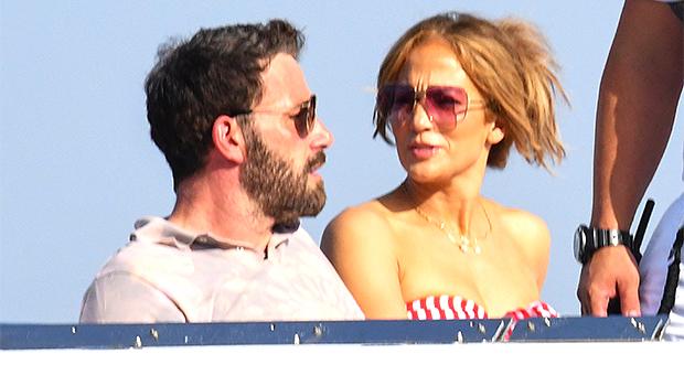 Jennifer Lopez Rocks Strapless Red Bikini As She Snuggles Up To Ben Affleck In Italy — Photos.jpg