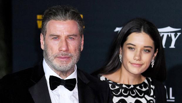 John Travolta Gushes He's A 'Proud Dad' Of Daughter Ella, 21, As She Embarks On Acting Career