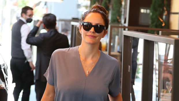 Katharine McPhee, 37, Wears Grey Dress On Rare Lunch Date With Husband David Foster, 71 — See Pics.jpg