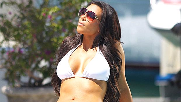 Kim Kardashian Shares Rare Throwback Bikini Pics From 2001 & Looks So Cute – 'Little K'.jpg