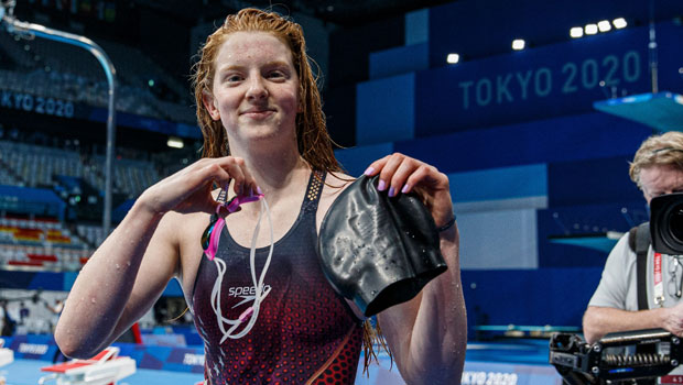Lydia Jacoby: 5 Things About Alaskan Swimmer Who Won A Gold Medal At The Tokyo Olympics