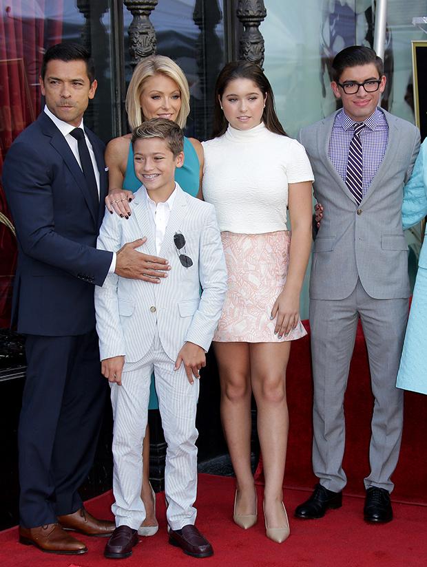 Consuelos family