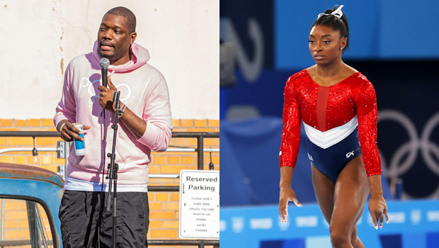 Michael Che Faces Major Backlash For Supporting Simone Biles Joke About Larry Nassar - HollywoodLife