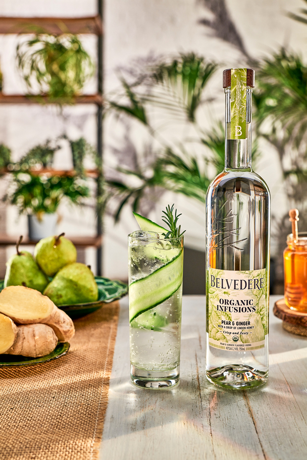 Pear Ginger Collins embed