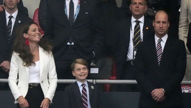 Kate Middleton, Prince George & Prince William