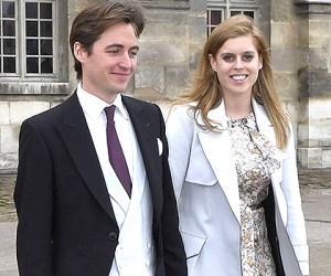 Princess Beatrice, Edoardo Mozzi