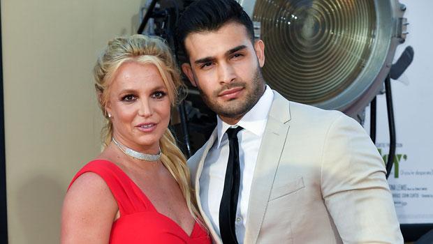 Sam Asghari Jokes That He & Britney Spears Have Been Secretly 'Married For 5 Years' — Watch.jpg