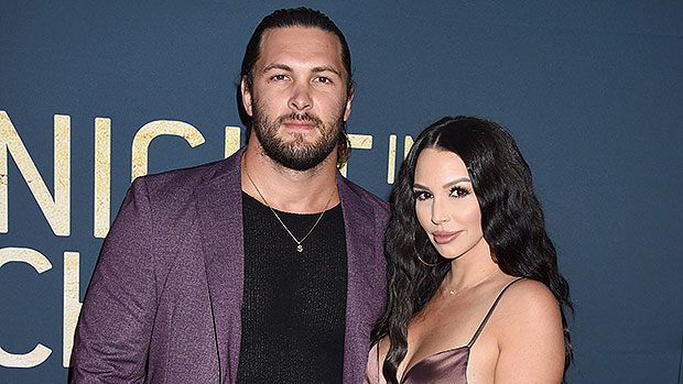 Scheana Shay & Brock Davies' Romantic History: From Dating To Baby To Getting Engaged