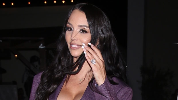 Scheana Shay Is Engaged To Brock Davies: See A Photo Of HerMassive Diamond Ring