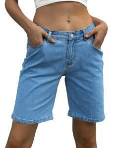 ASUOAgio bermuda shorts