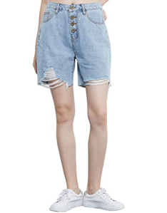 anna kaci bermuda shorts
