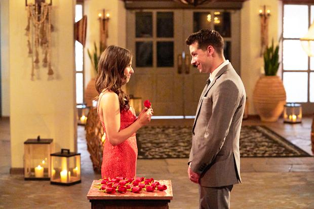 Katie Thurston and Michael Allio