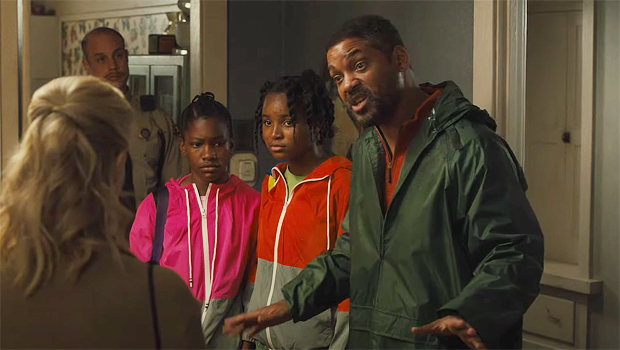Will Smith Turns Serena & Venus Williams Into Tennis Stars In 'King Richard' Trailer — Watch