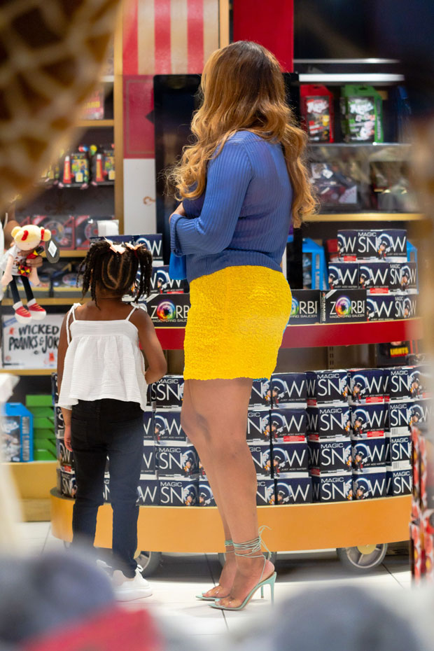 Beyonce & Blue Ivy Carter