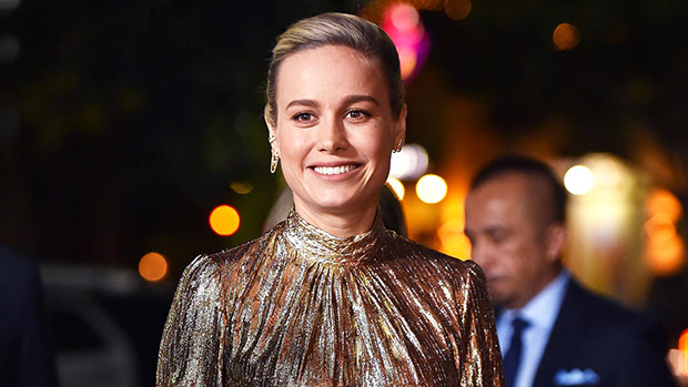 Brie Larson Lifts Massive Weight During Intense Workout As She Trains For 'Captain Marvel' Sequel.jpg